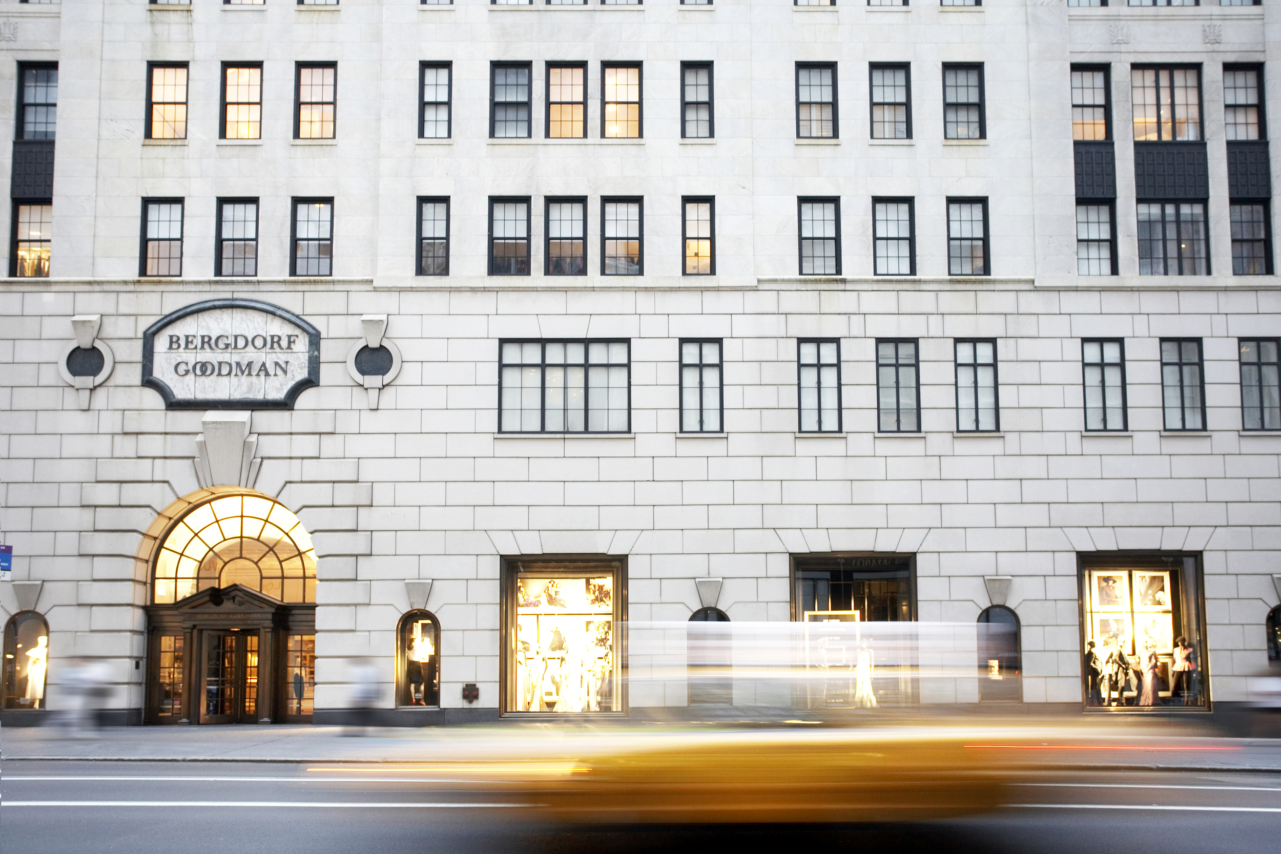 Luxury retailer Bergdorf Goodman