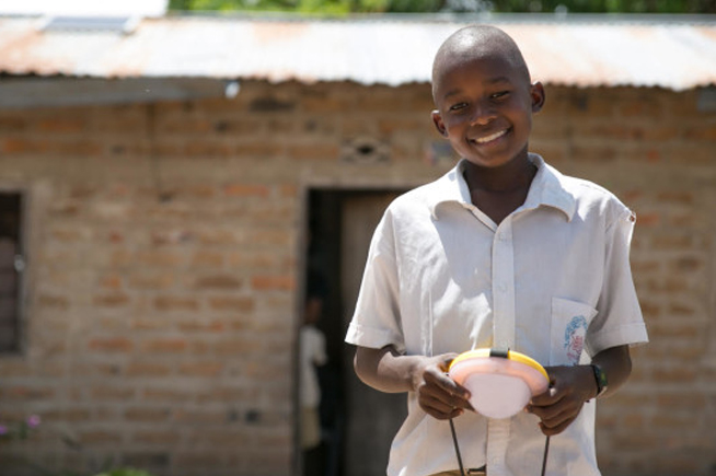 HOMA BAY-KENYA<br>130 SOLAR LAMPS <br> Funded by: YEF! Yahoo! Spectrum