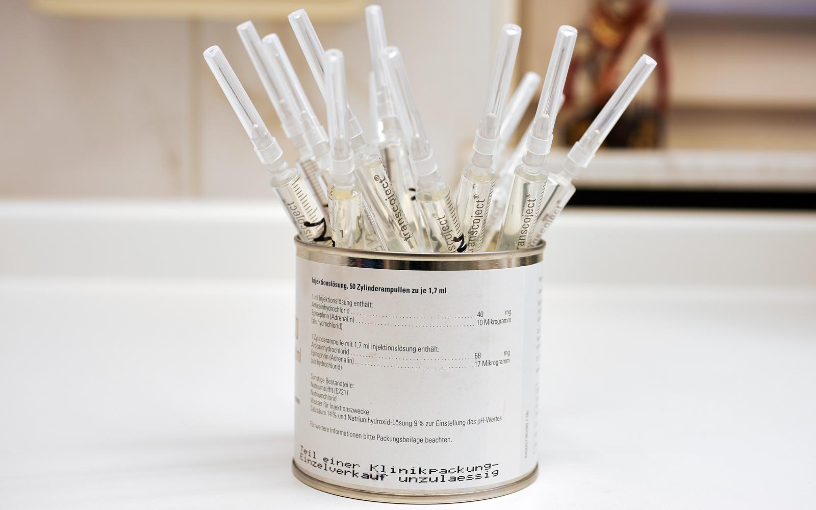 Das Zahnärztehaus Dr. Pleyer in Rosenheim sorgt dafür Ihre Behandlung möglichst schmerzfrei zu gestalten.
