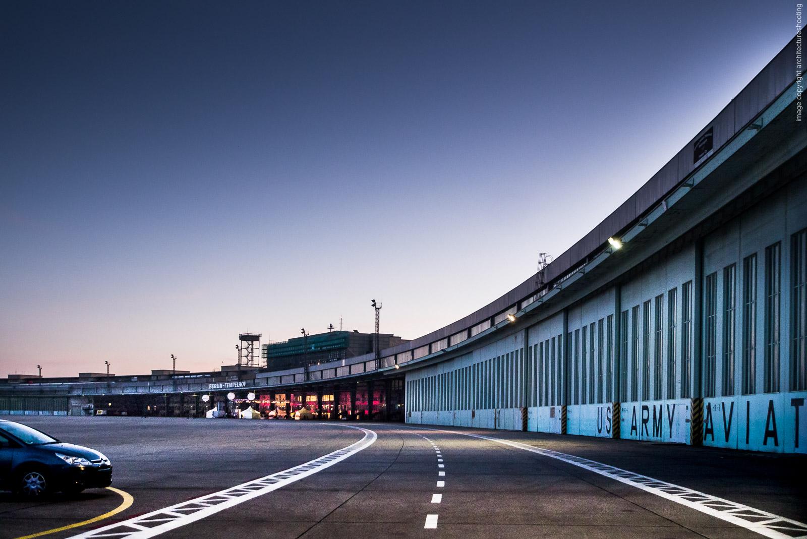 Flughafen Tempelhof, Berlin