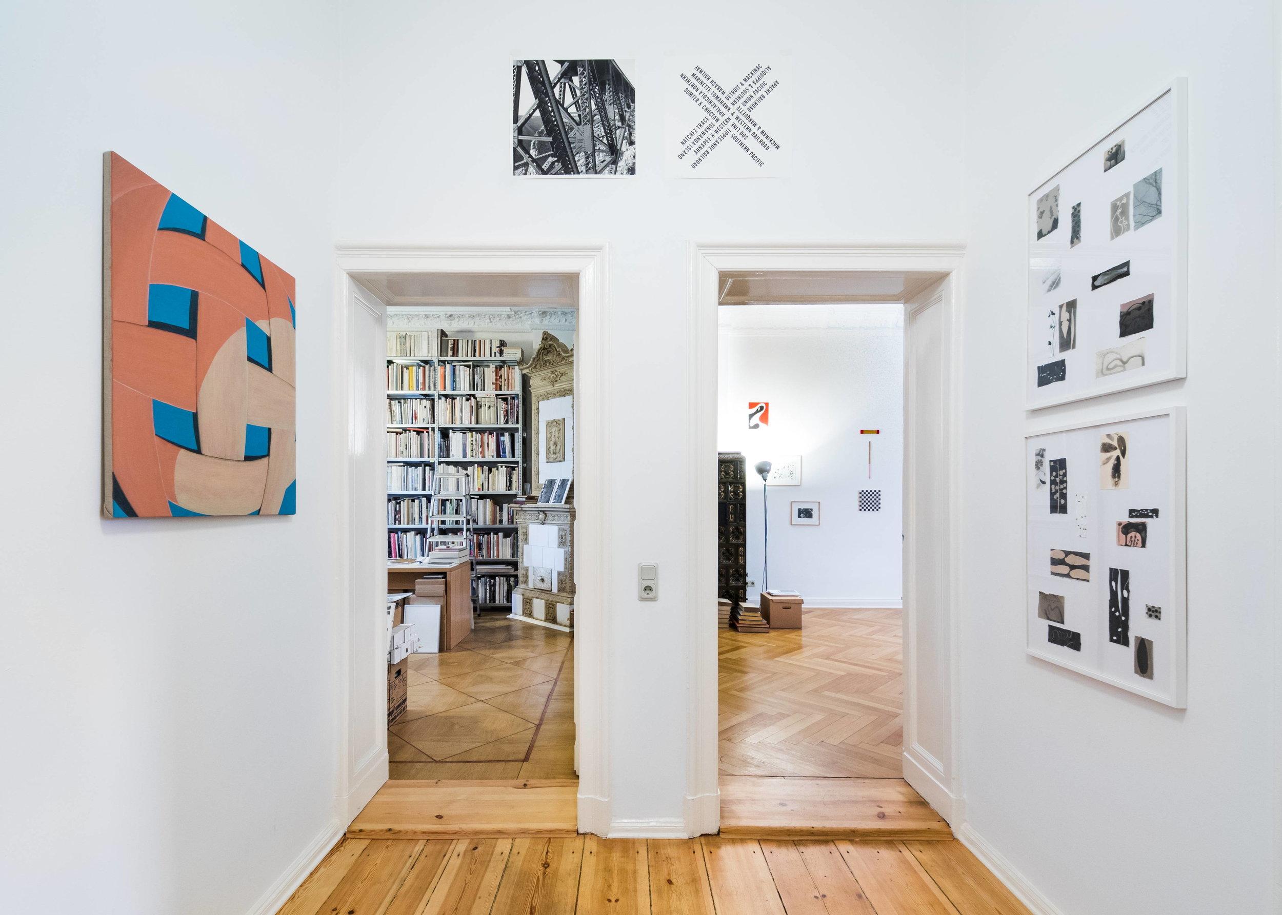 Lothar Baumgarten, Max Renkel, Michaela-Maria Langenstein - Antiquariat Marco Gietmann, Berlin