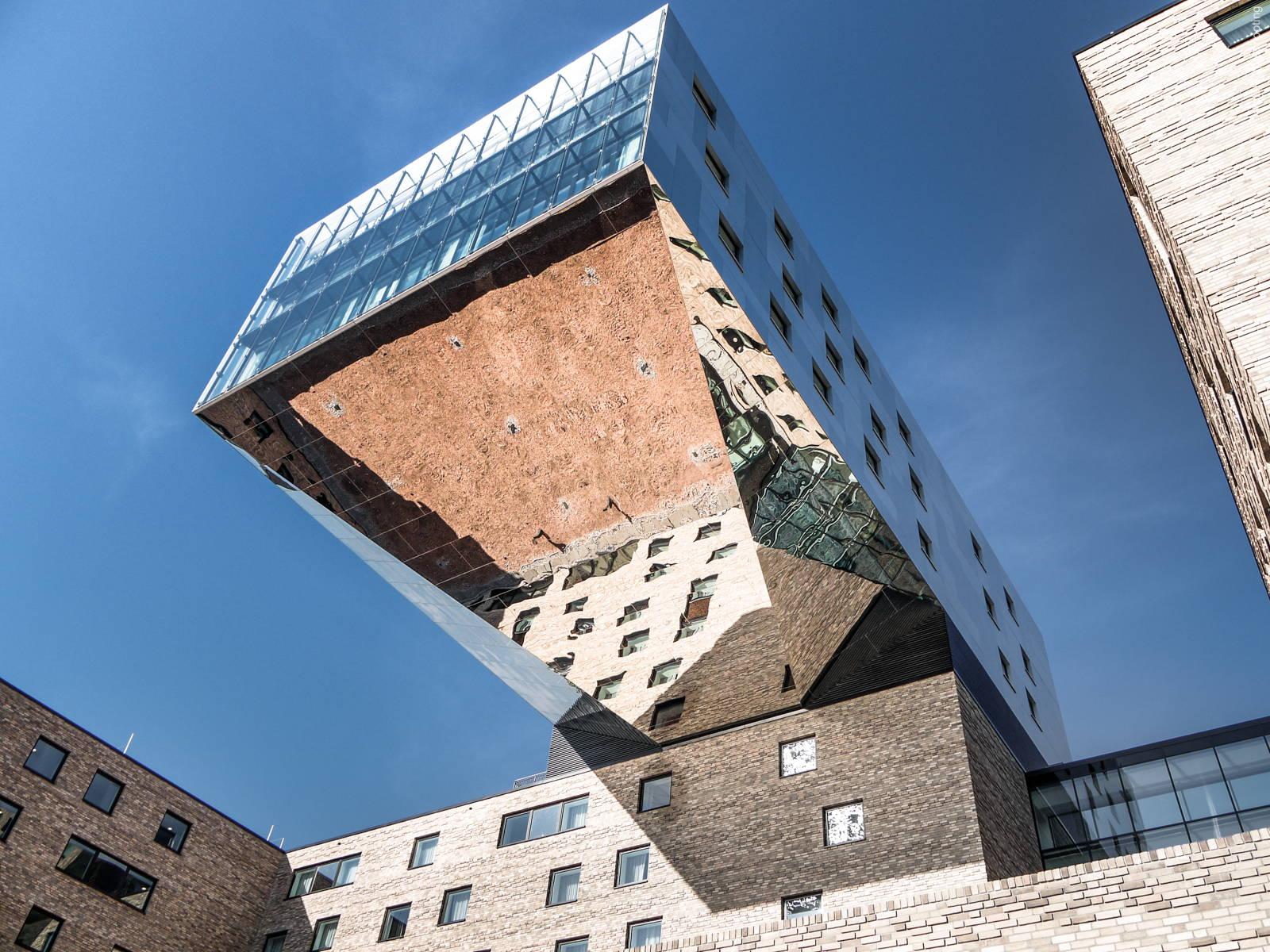 nhow Hotel, Berlin - NPS Tchoban Voss