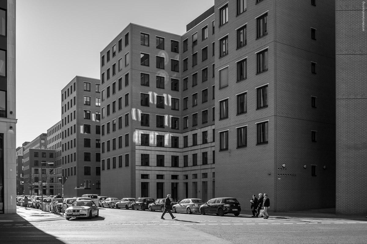 Am Potsdamer Platz, Berlin - urban landscape