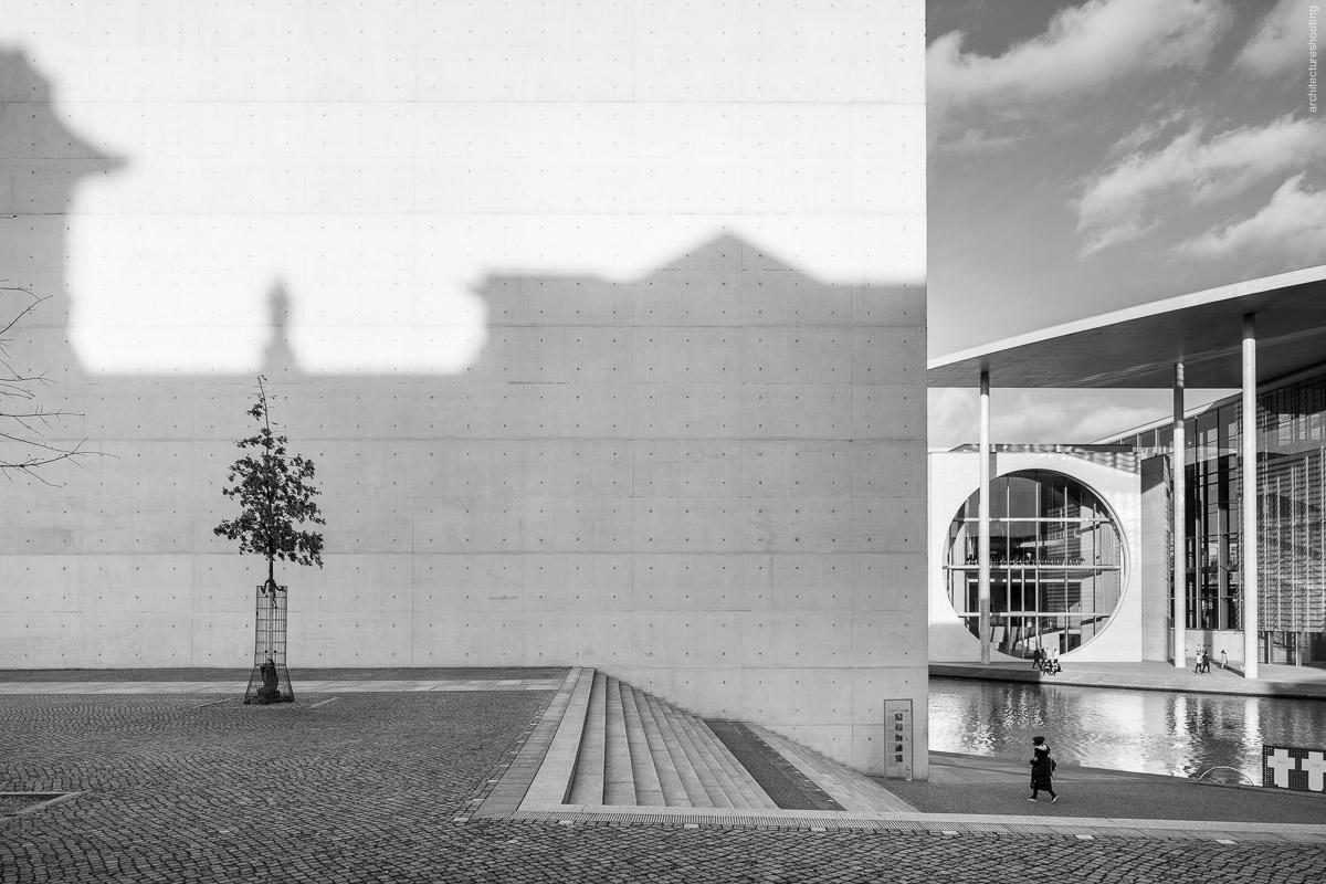 Paul-Löbe-Haus / Marie-Elisabeth-Lüders-Haus, Berlin - Stephan Braunfels, 2002/2003