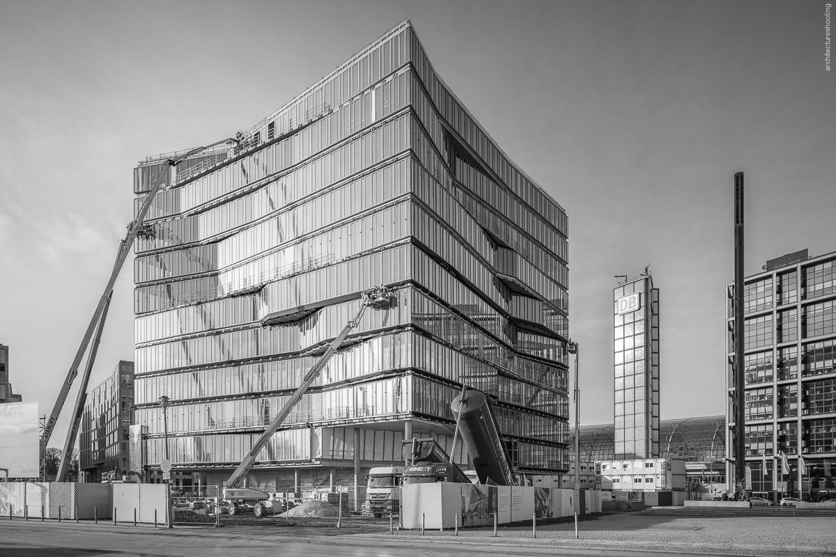 The Cube, Berlin