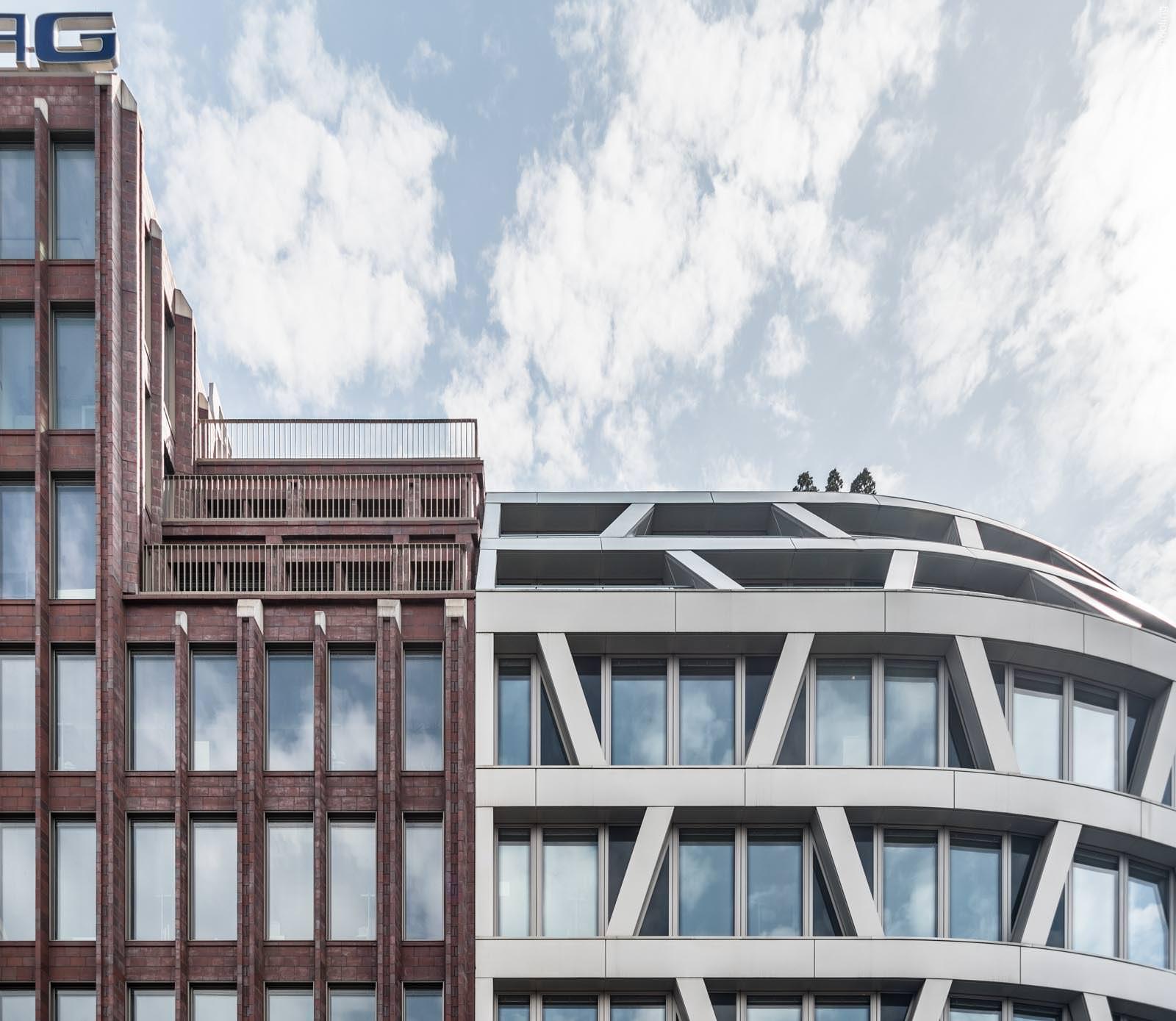 Hackesches Quartier, Berlin - Grüntuch Ernst Architekten, 2011