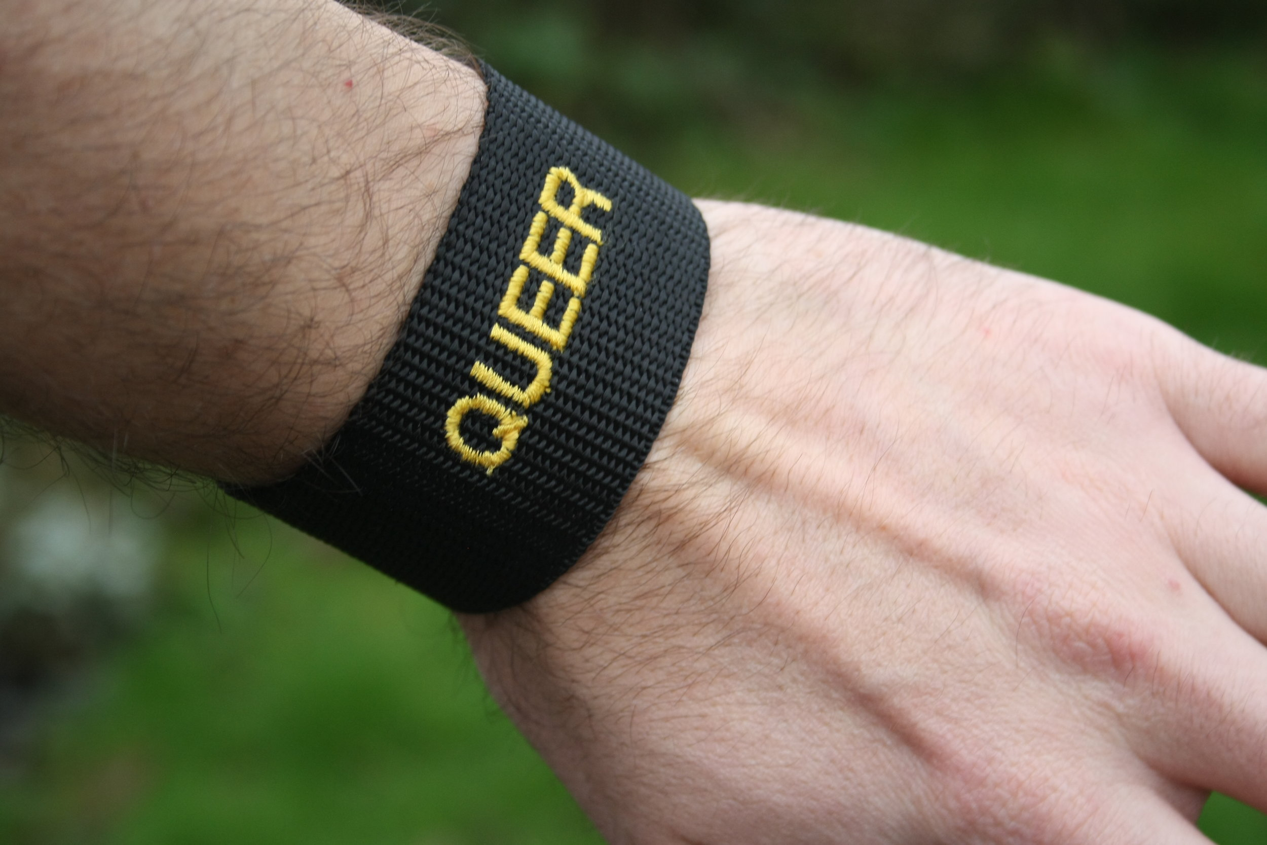 Identity Wristband