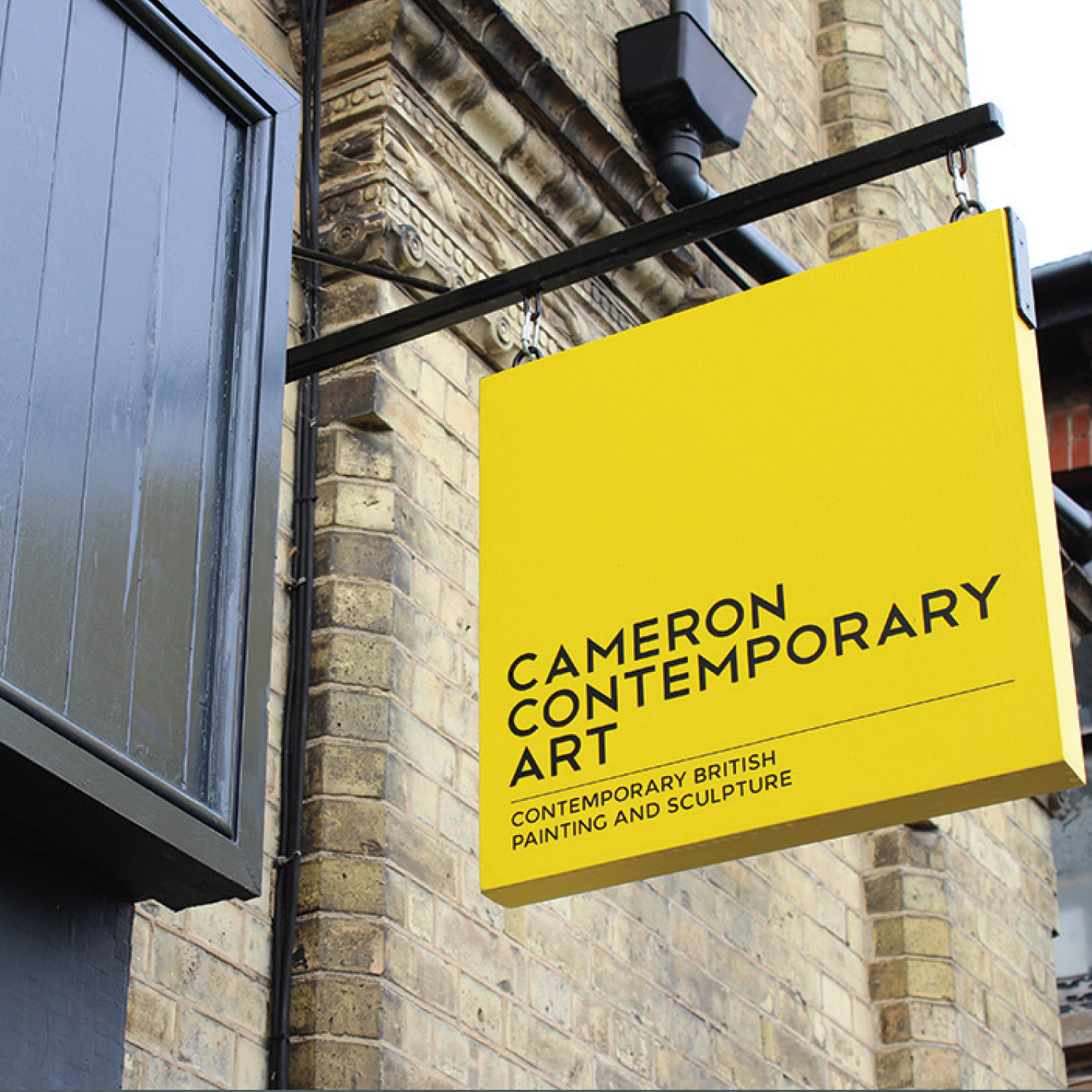 Cameron Contemporary Art    Brand Identity    View project
