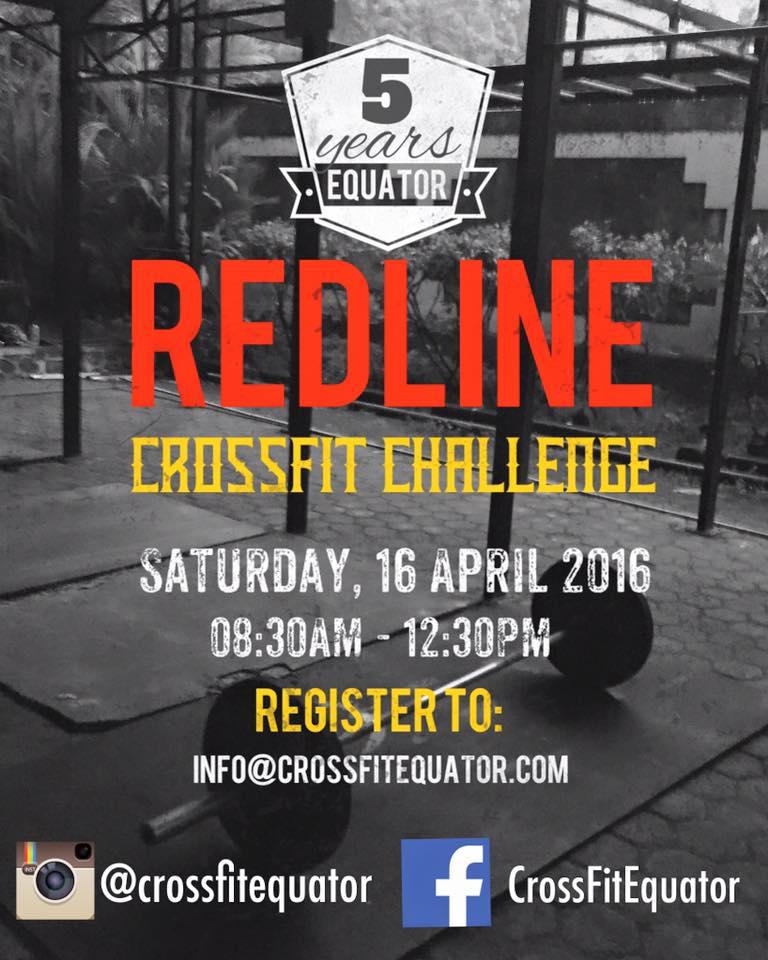 2016_CrossFit_Equator_Redline_Competition_Challenge