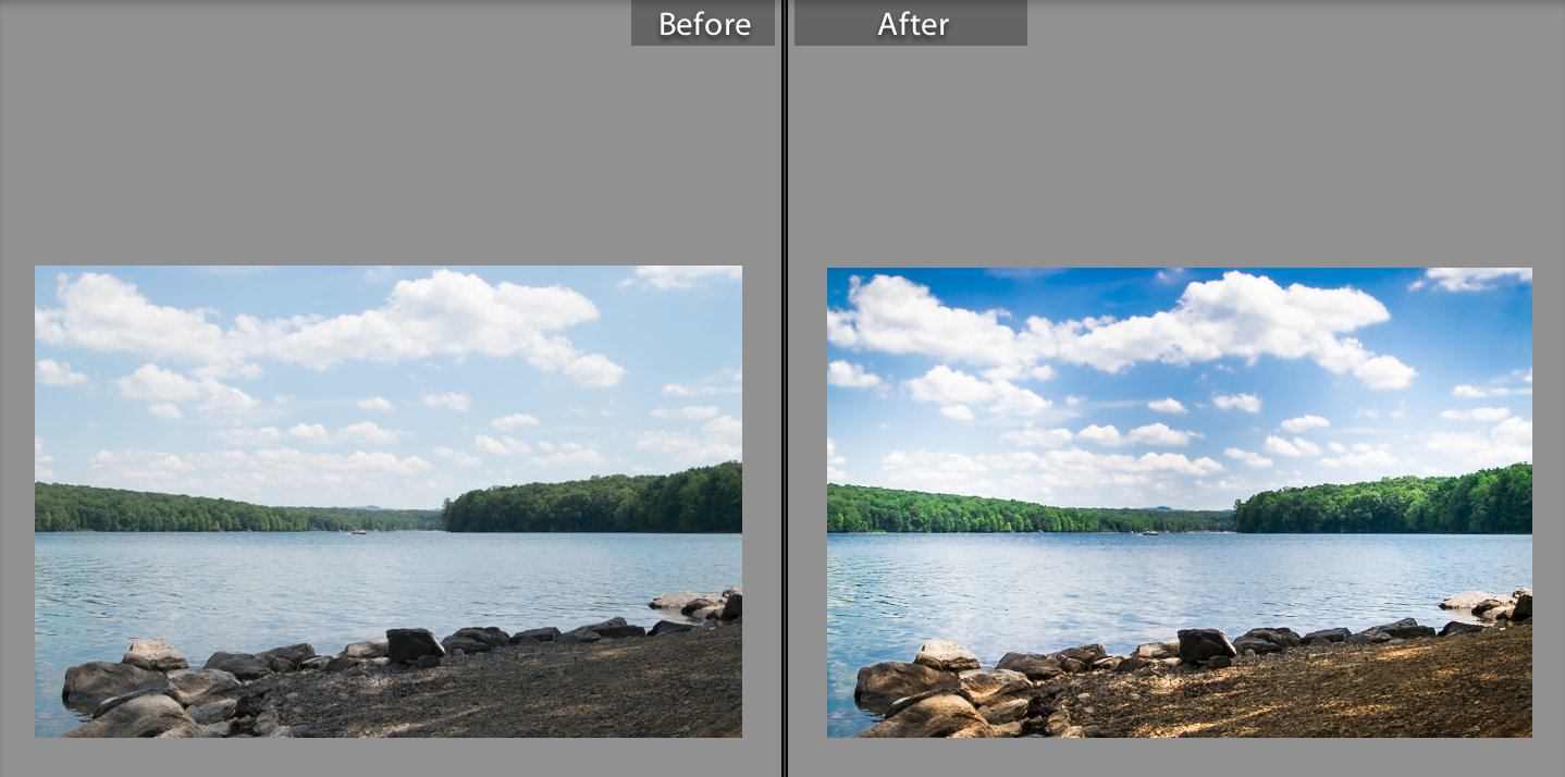 enhance color and sharpness