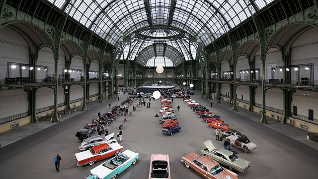 A line-up of glamorous motors at the Grand Palais in Paris, where we helped Bonhams stage one of their amazing auctions.  #identity #london #design #designagency #branding #advertising #print #brochures #digital #designagencylondon #designagencylife #designagencyuk  #classy #luxurybrands #coolbrands #cars #automotive #carauction #auctions