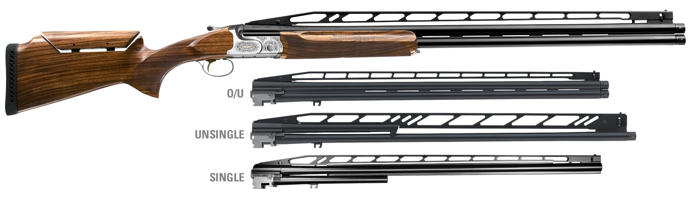 Caesar Guerini Summit Trap Shotgun  Starting at $6,100 MSRP (Competitive Pricing Available)