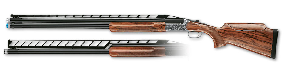 Blaser F3 Super Trap: Grand Luxe