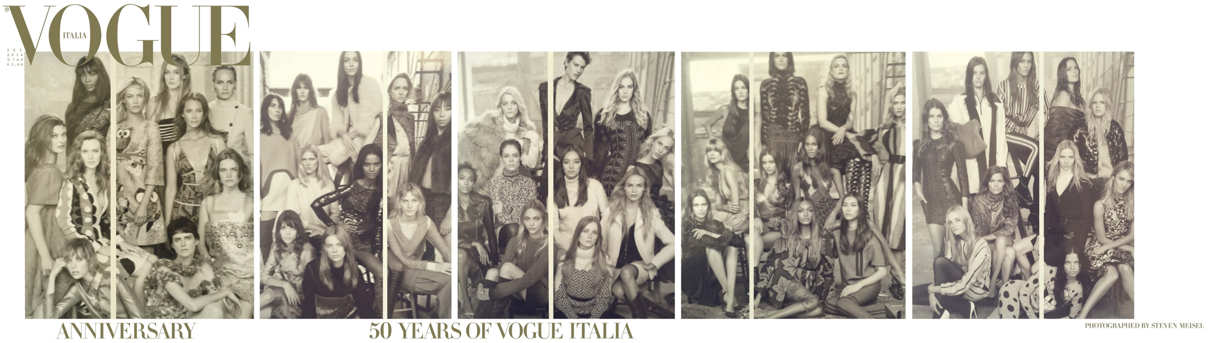 Iselin Steiro_Vogue Italia 50 years anniversary cover_Steven Meisel.png