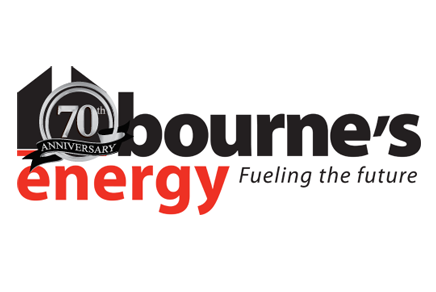 Bourne's Energy   First year sponsor, Thanks Bournes!!!