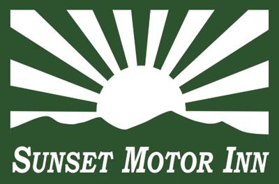 Sunset Motor Inn   Thanks for the support Jeff!