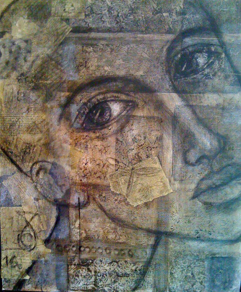 B. Arabuli. Autoportretas