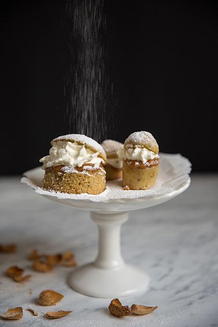 Semmelpannkakor till fettisdagen. Foto: Annika Goldhammer