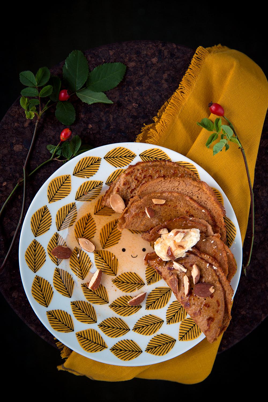 nyponpannkakor, Det blir bara pannkaka, glutenfria pannkakor