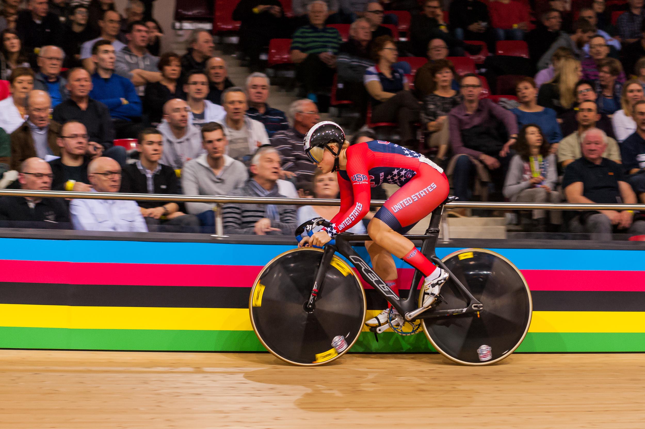 World Championships 2015 - Paris, France.