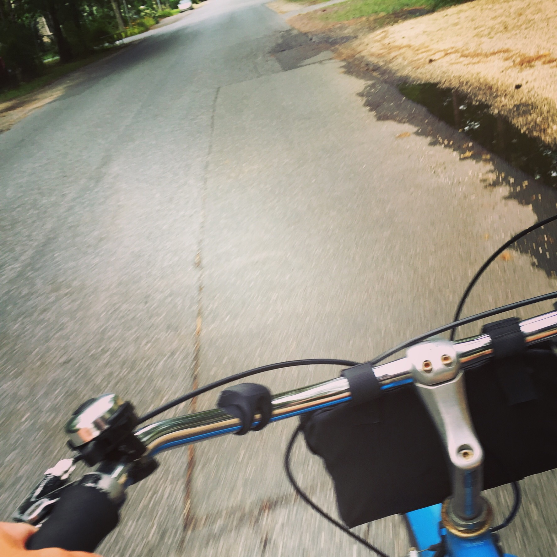 We've traveled down Henlopen Avenue more times than we can count via the tandem.