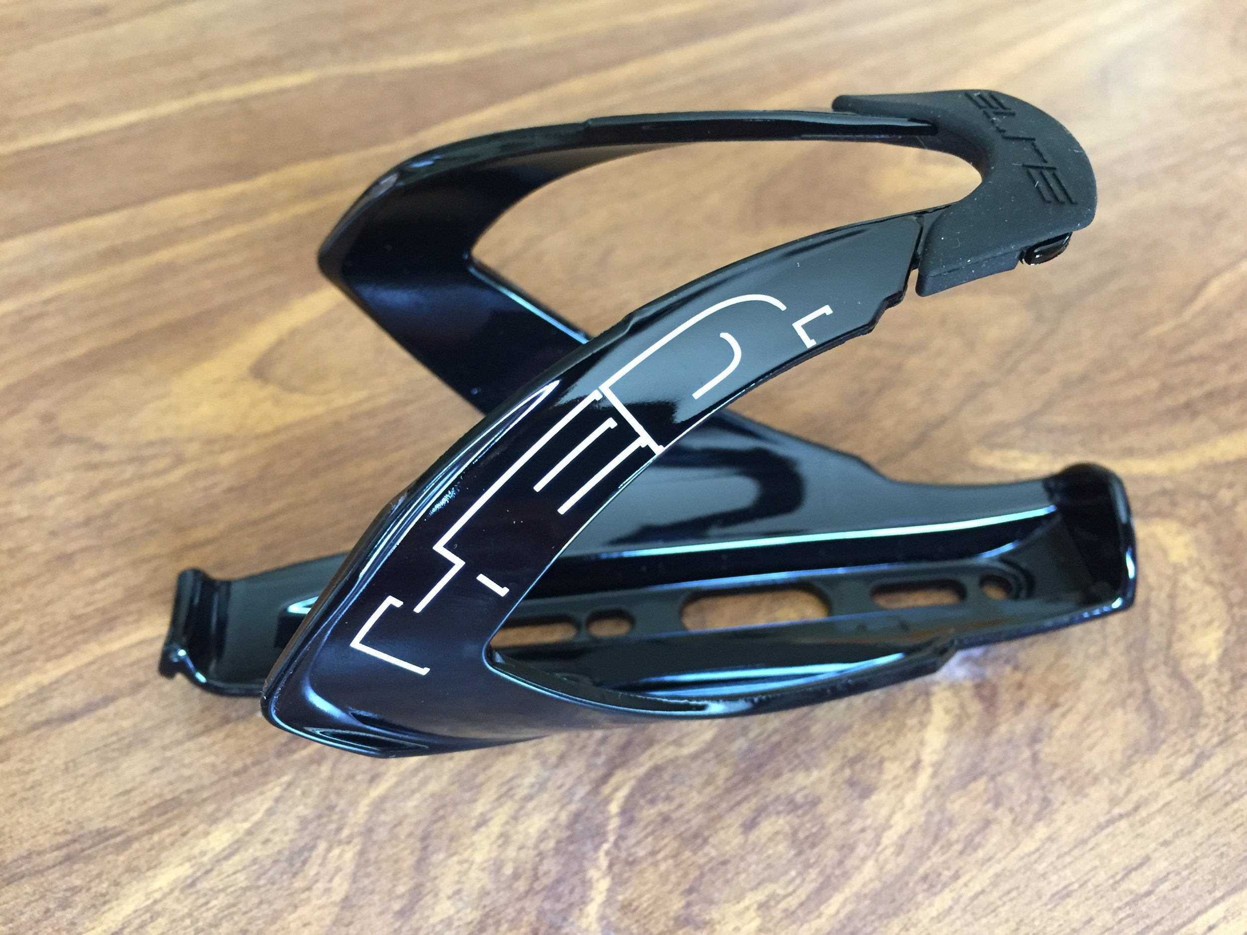 HED water bottle cage designed by Elite.