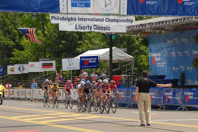 Managing the Finish Line of the 2007 Philadelphia International Championships