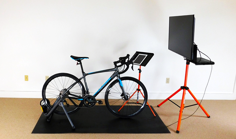 No matter your riding platform, Chapstand delivers a full range of indoor cycling accessories.