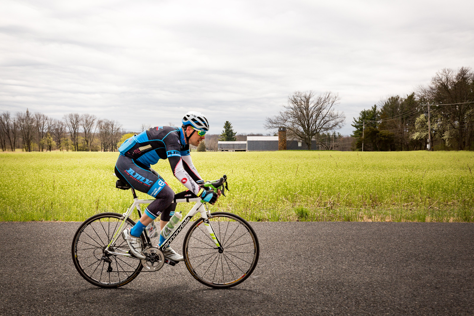 The Total Fools and Fools Classic routes encompass the Bucks County experience: gravel roads, covered bridges, fallow farm fields, and punchy climbs.