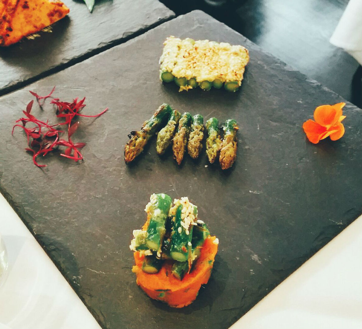 Chakra, Holland Street Review