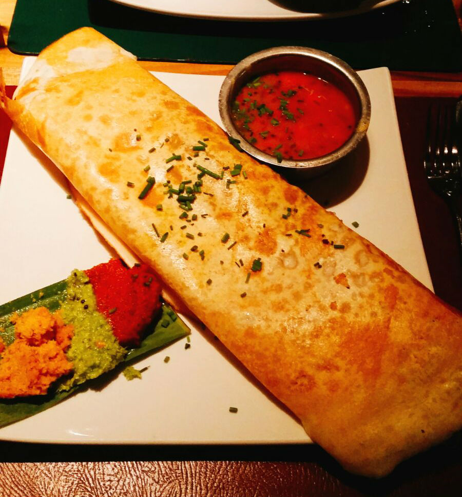 Dosa - Bangalore Express review