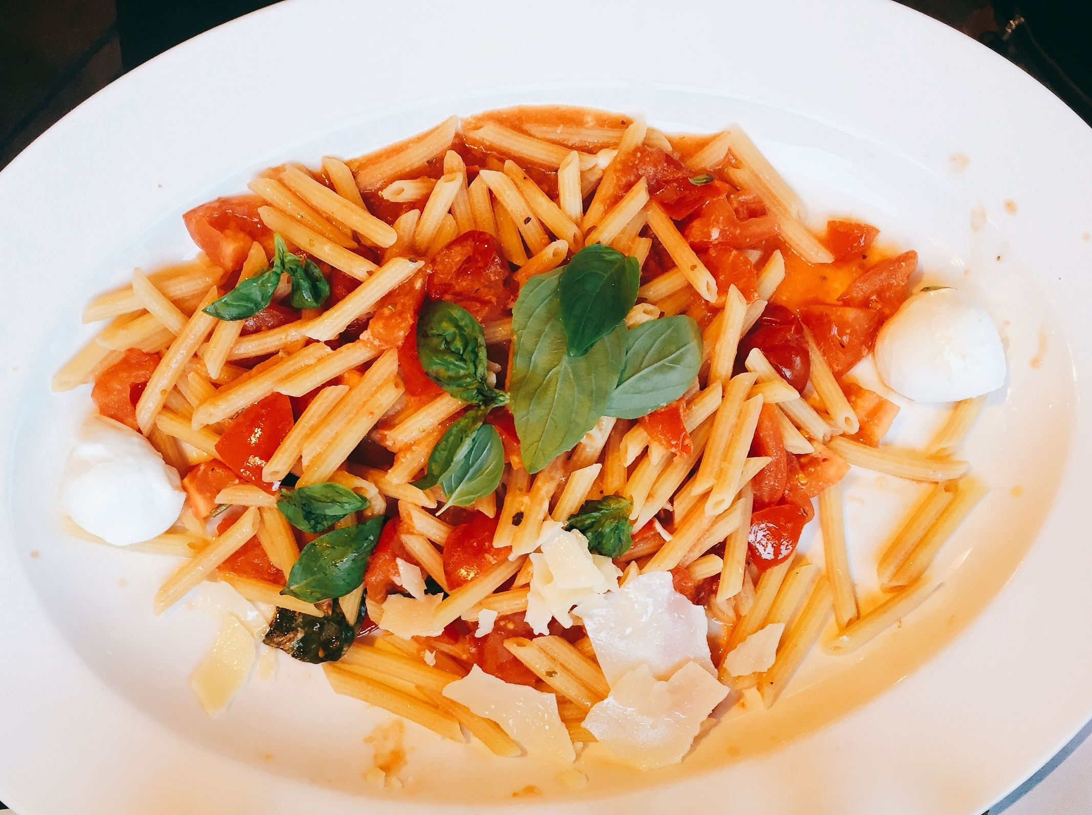 Pasta in Nice - Nice travel blog