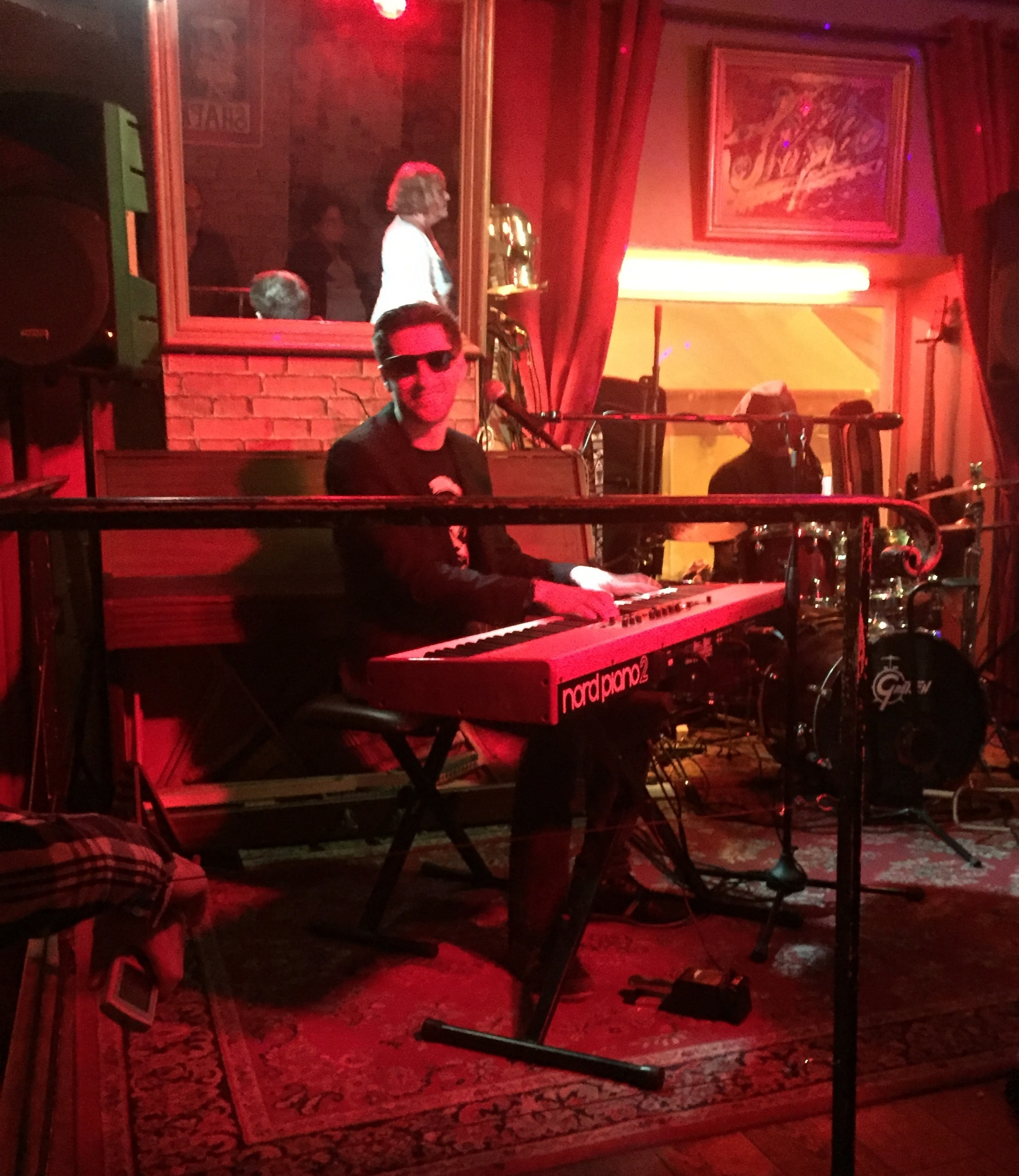 Shapko live Jazz music in Nice Old Town - Nice travel blog