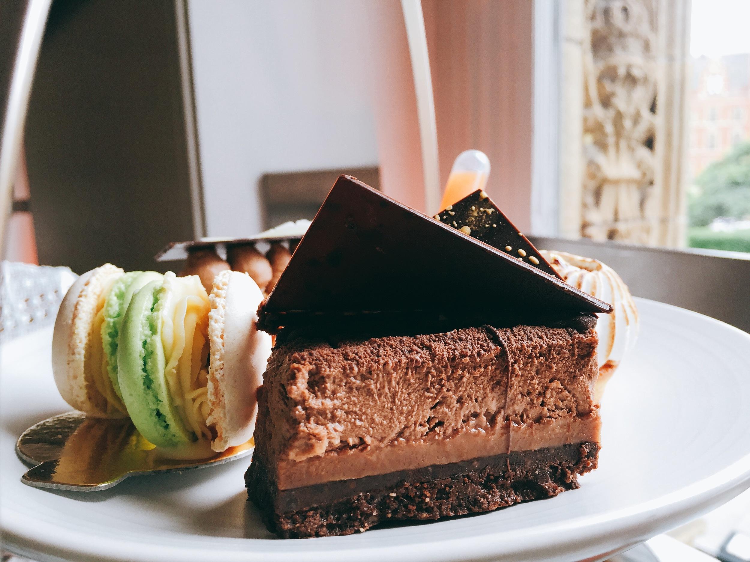 Chocolate - Afternoon Tea at the Royal Albert Hall