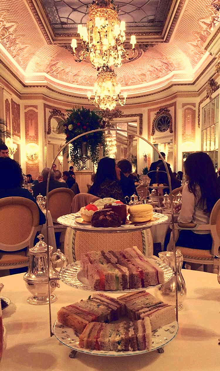 Review: The Ritz Afternoon Tea Menu