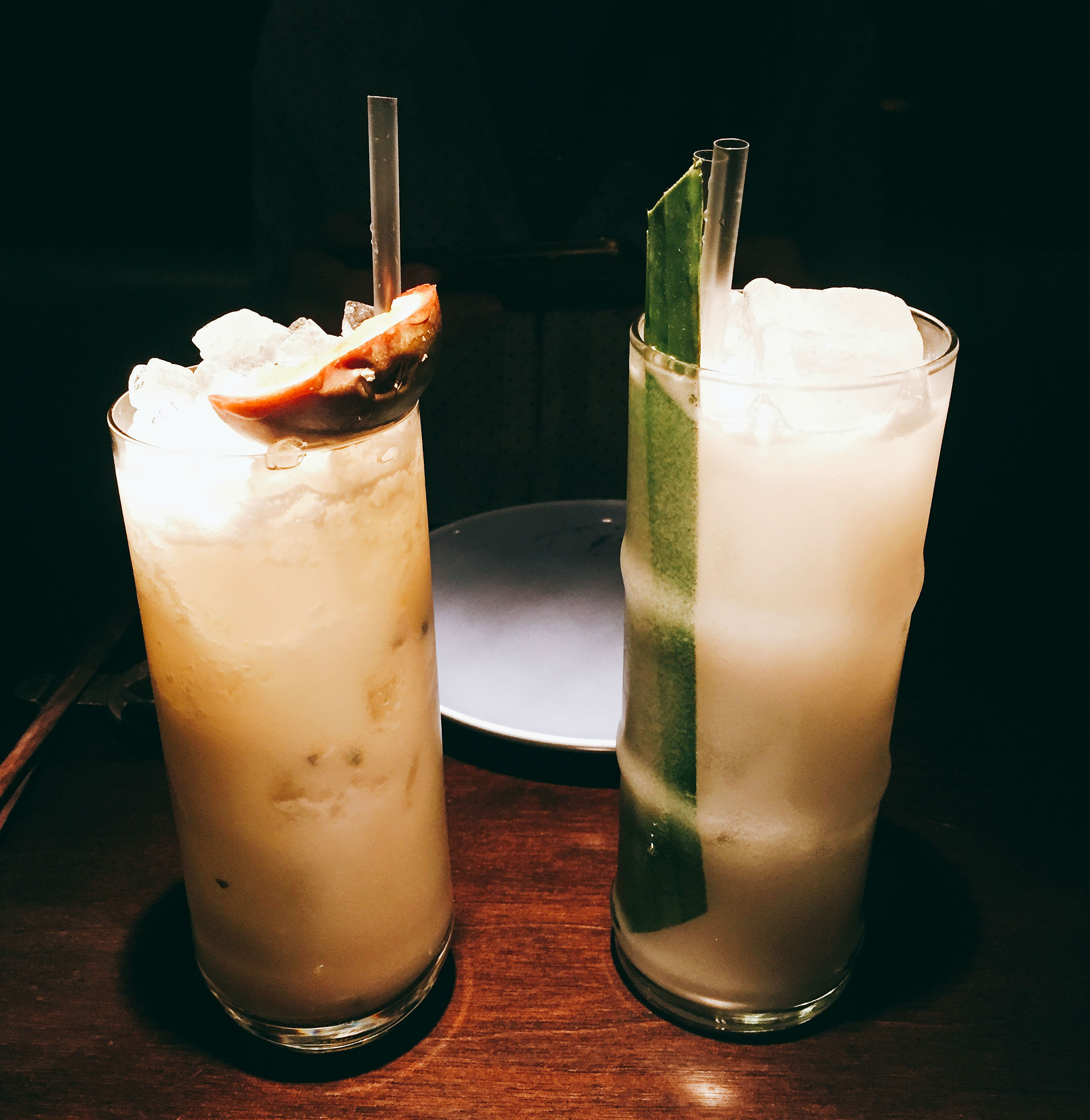 Cocktails at Hakkasan Hanway Place