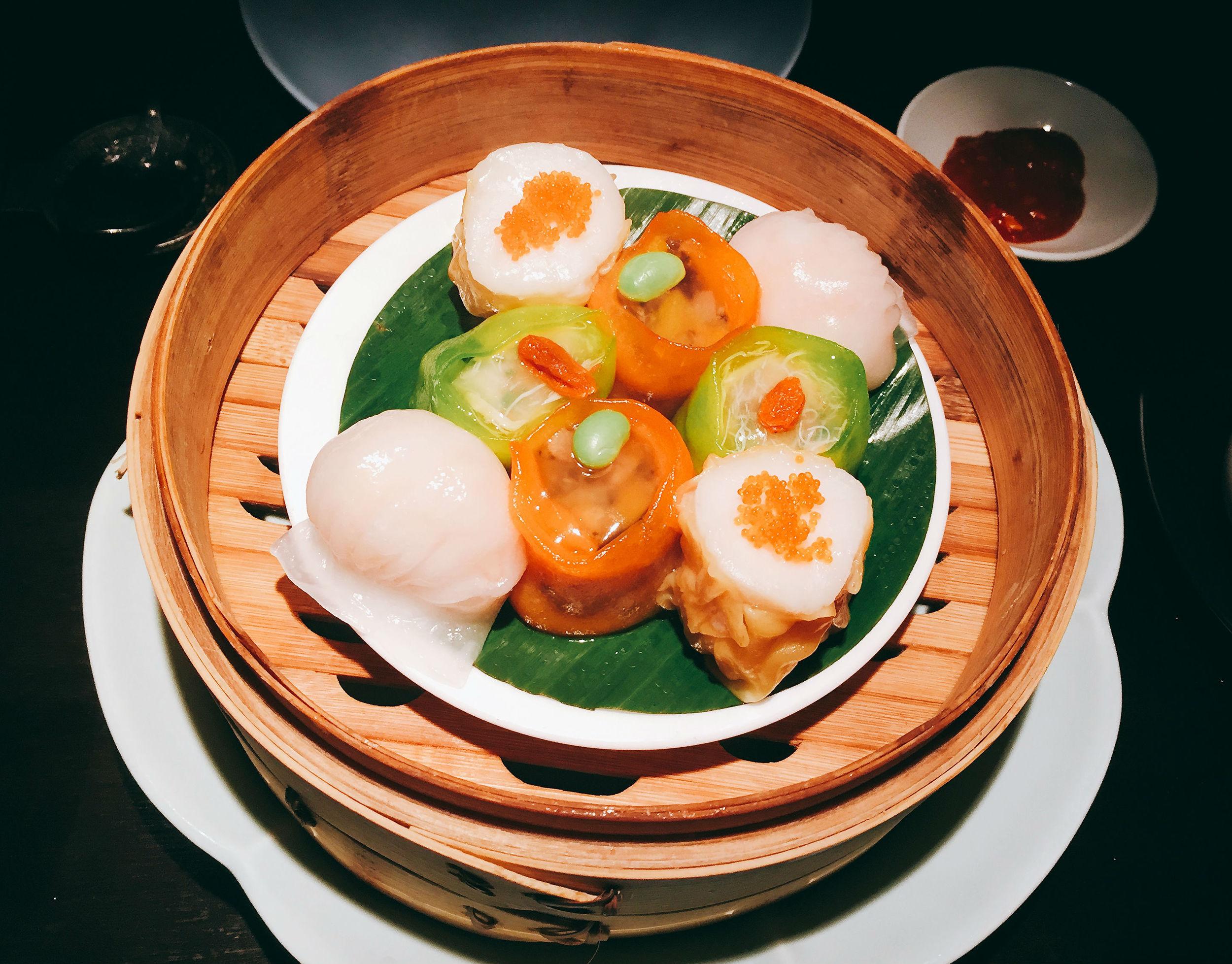 Dim Sum - Hakkasan Hanway Place Review