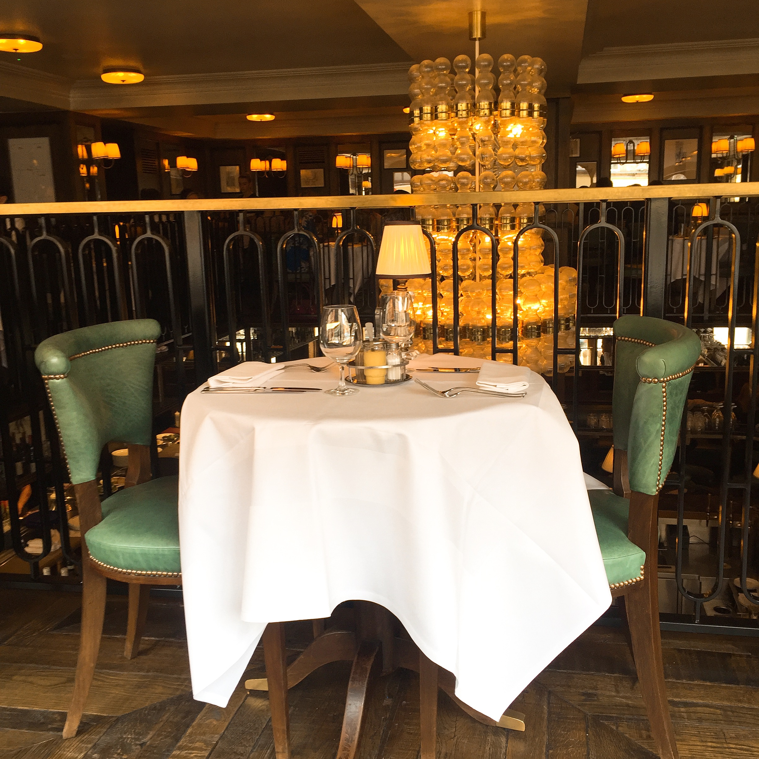 Cafe Monico review