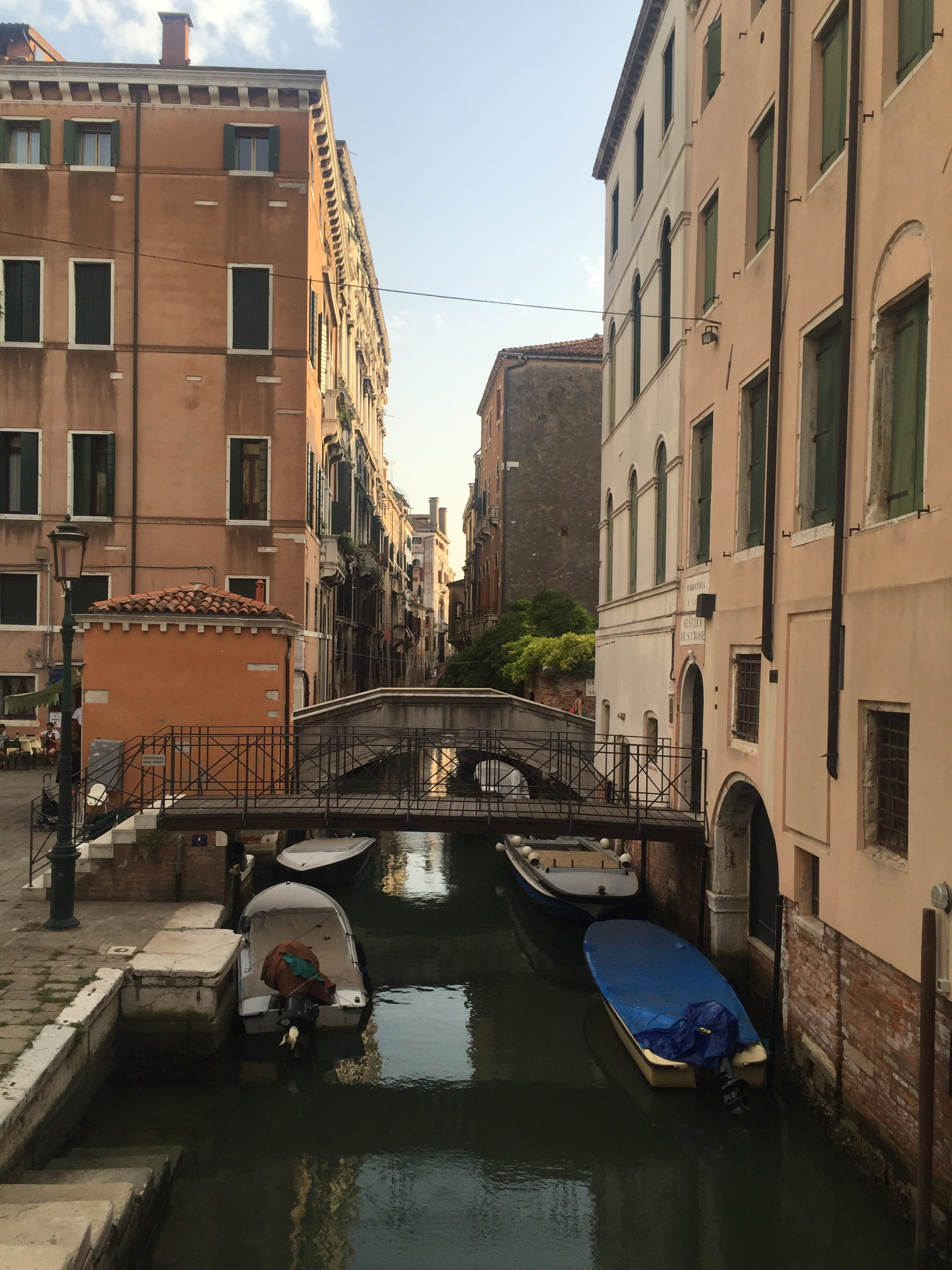 Canals in Venice - travel guide