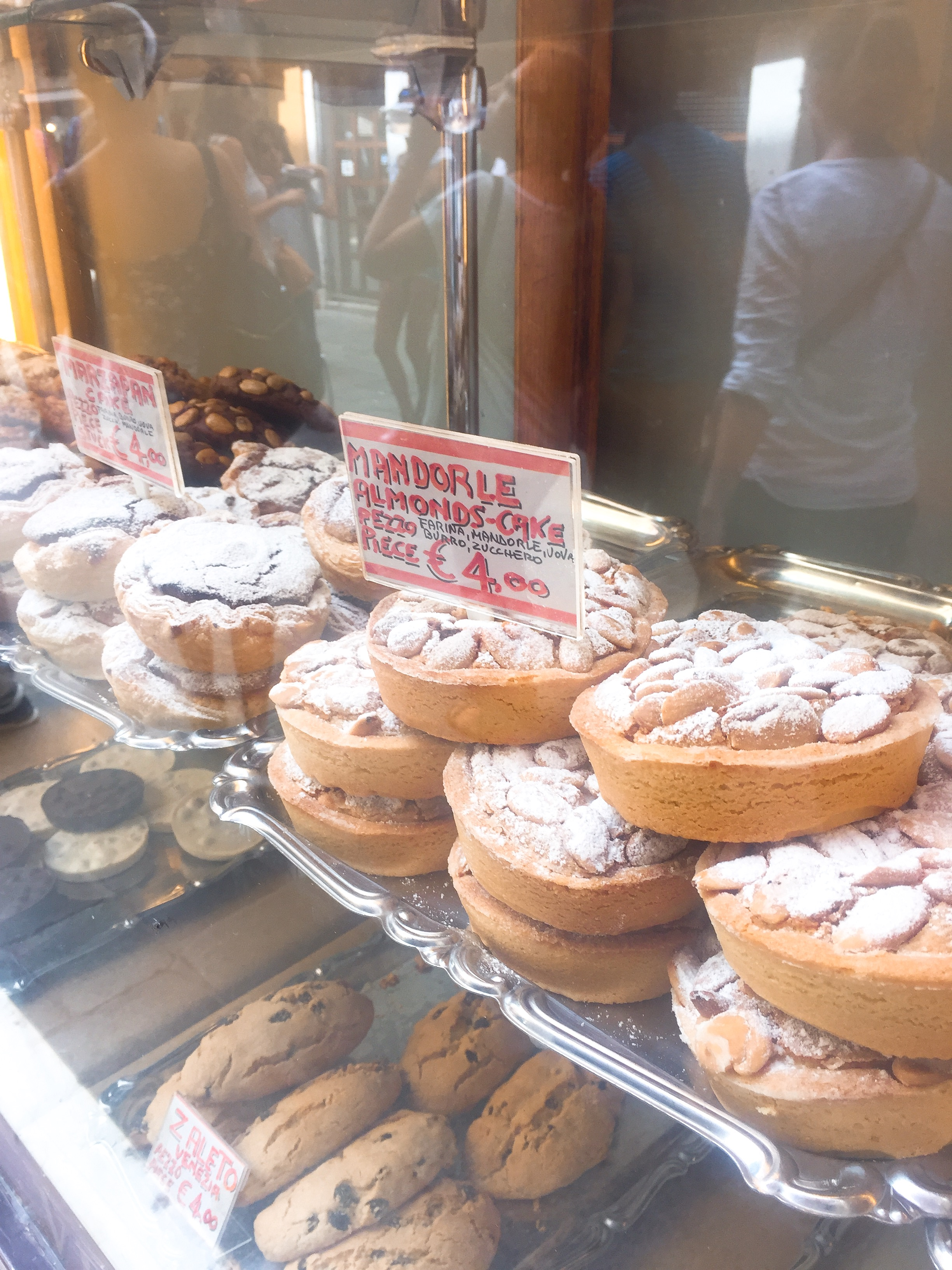 Italian Pastries - Venice Travel Guide