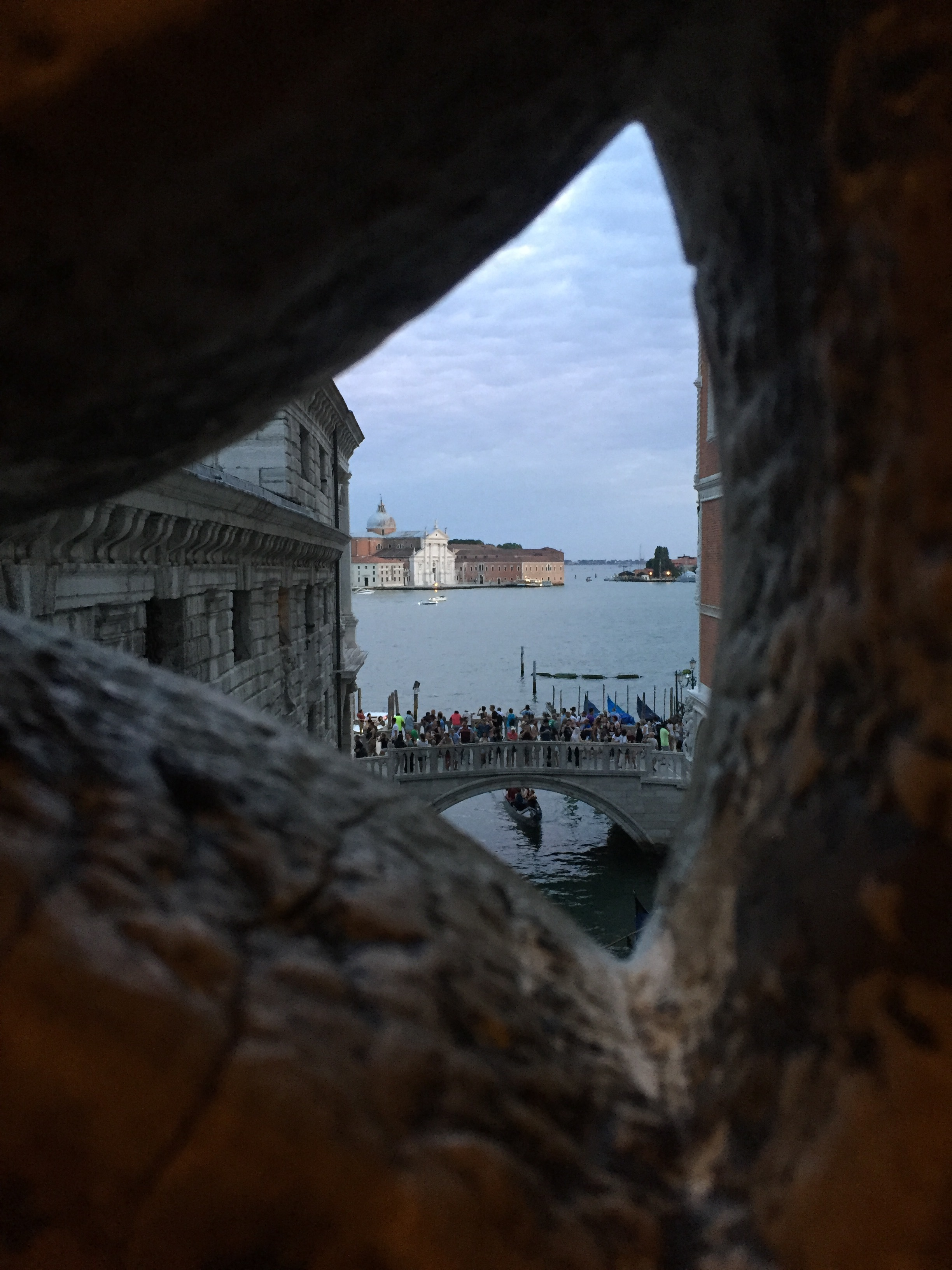 Bridge of Sighs - Venice Travel Guide