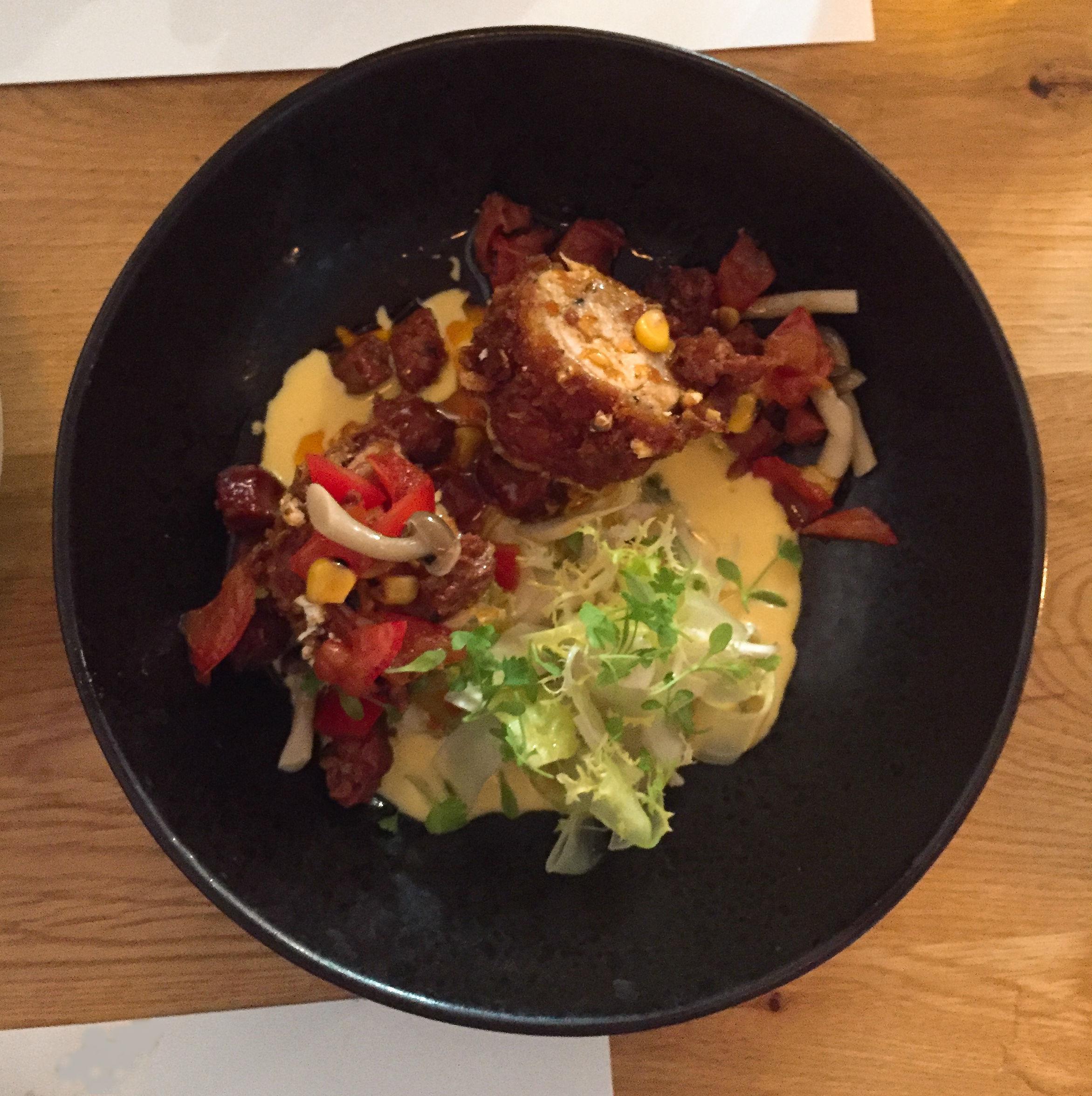 Foley's restaurant review - dinner