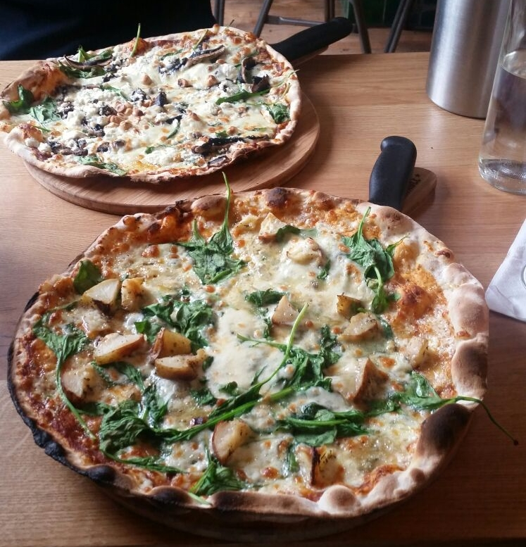 Review The Stable Pizza, Whitechapel