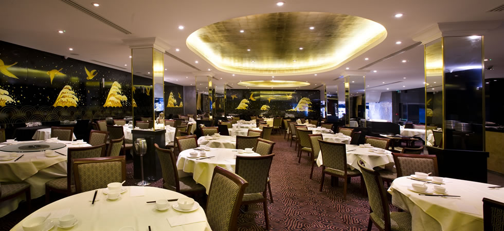 Royal China Queensway restaurant review