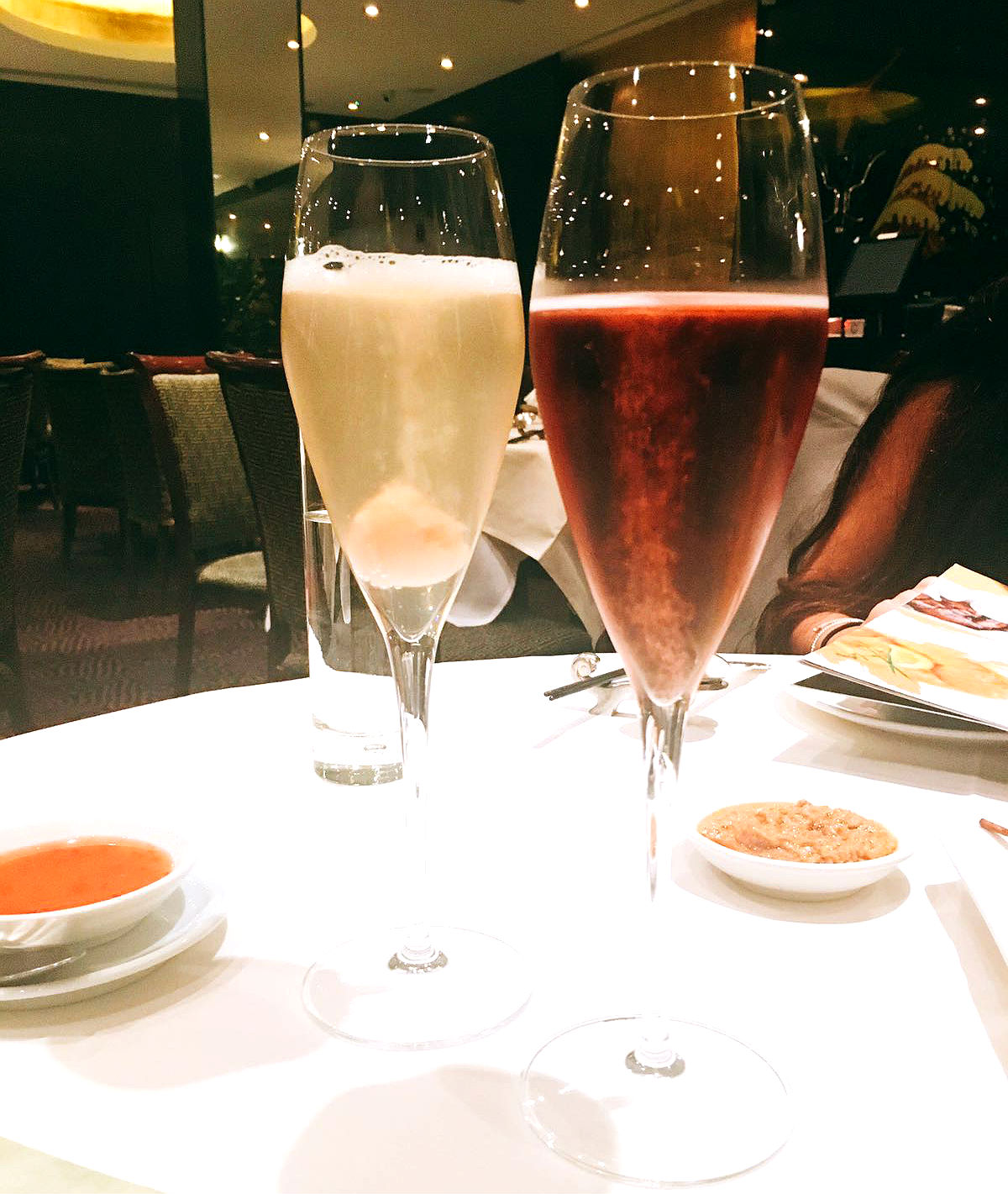 Drinks - Royal China Queensway review
