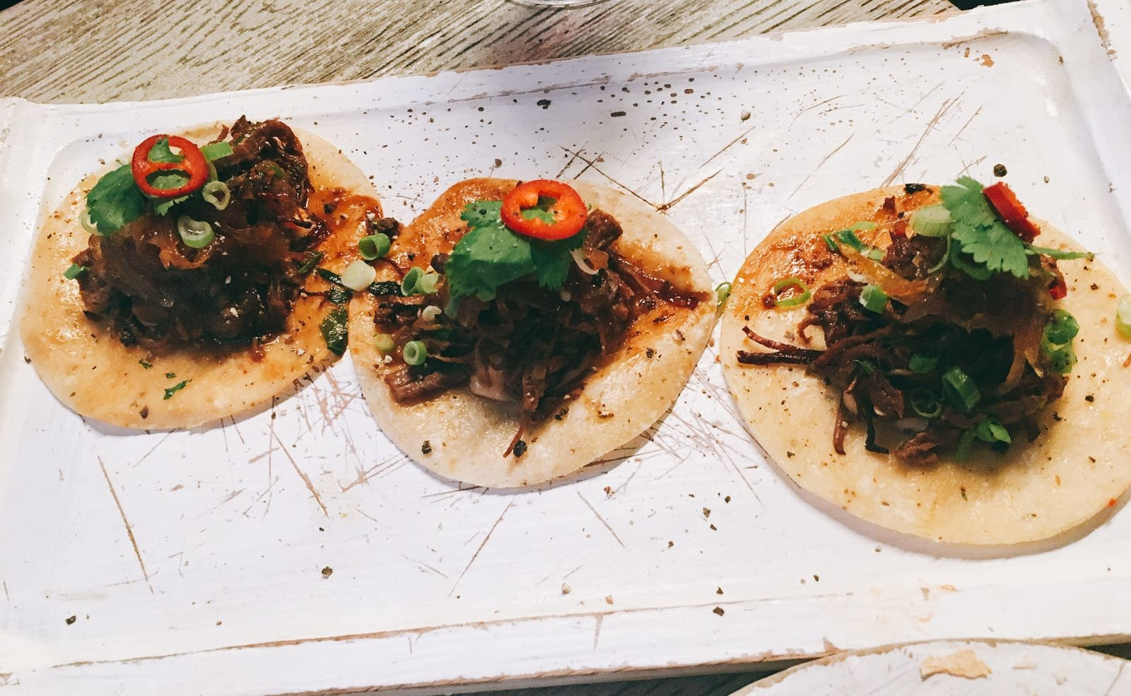 Tacos - No197 Chiswick Fire Station review