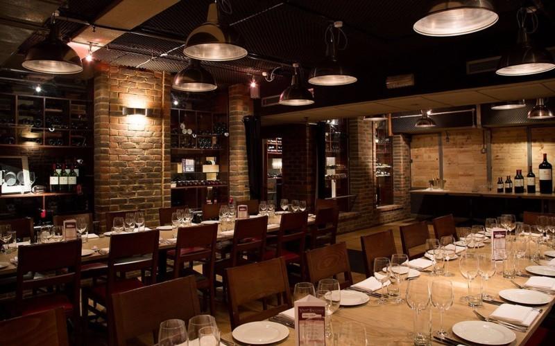 Vivat Bacchus restaurant review