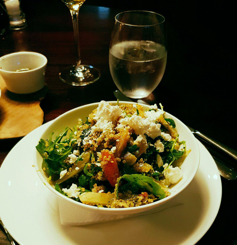 Meal at Hunter 486 review