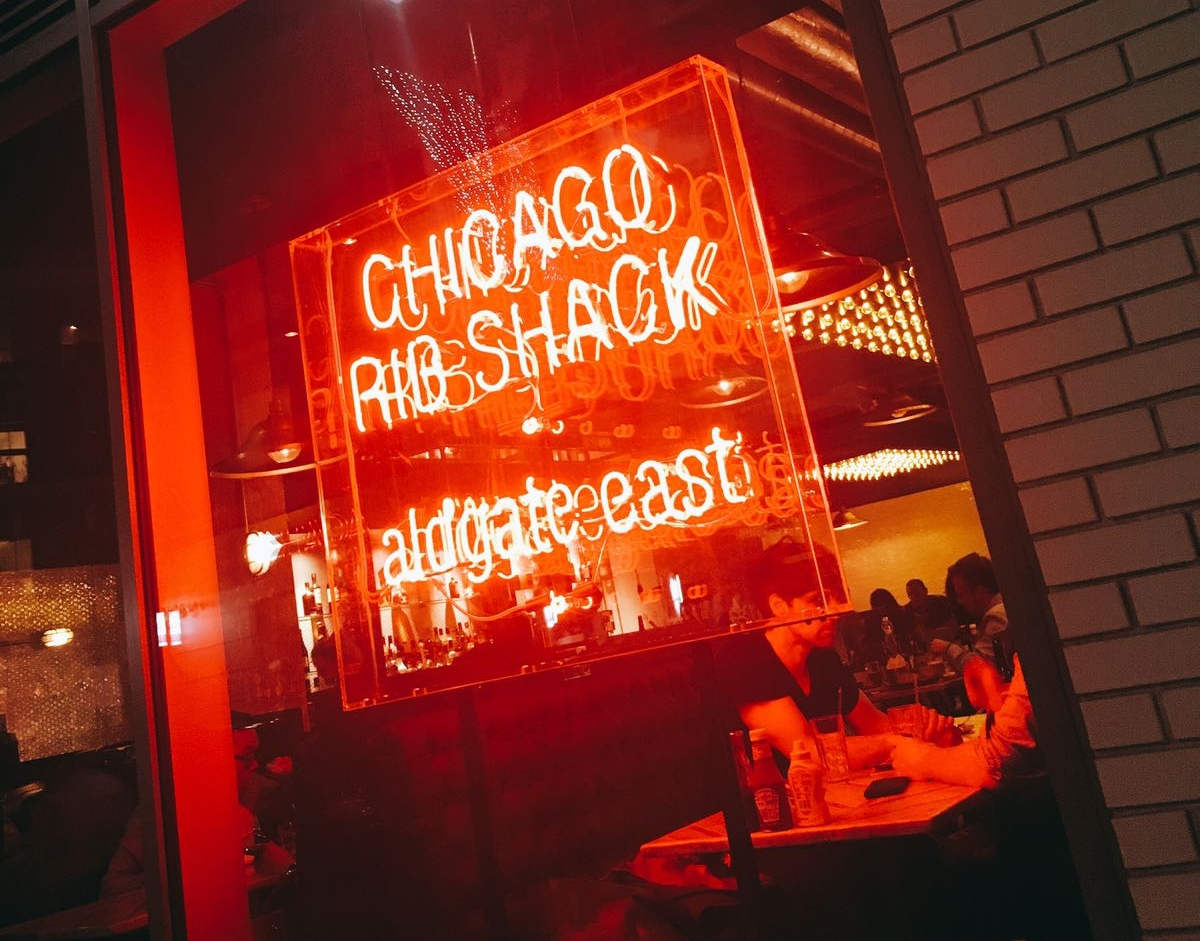 Chicago Ribshack Aldgate East