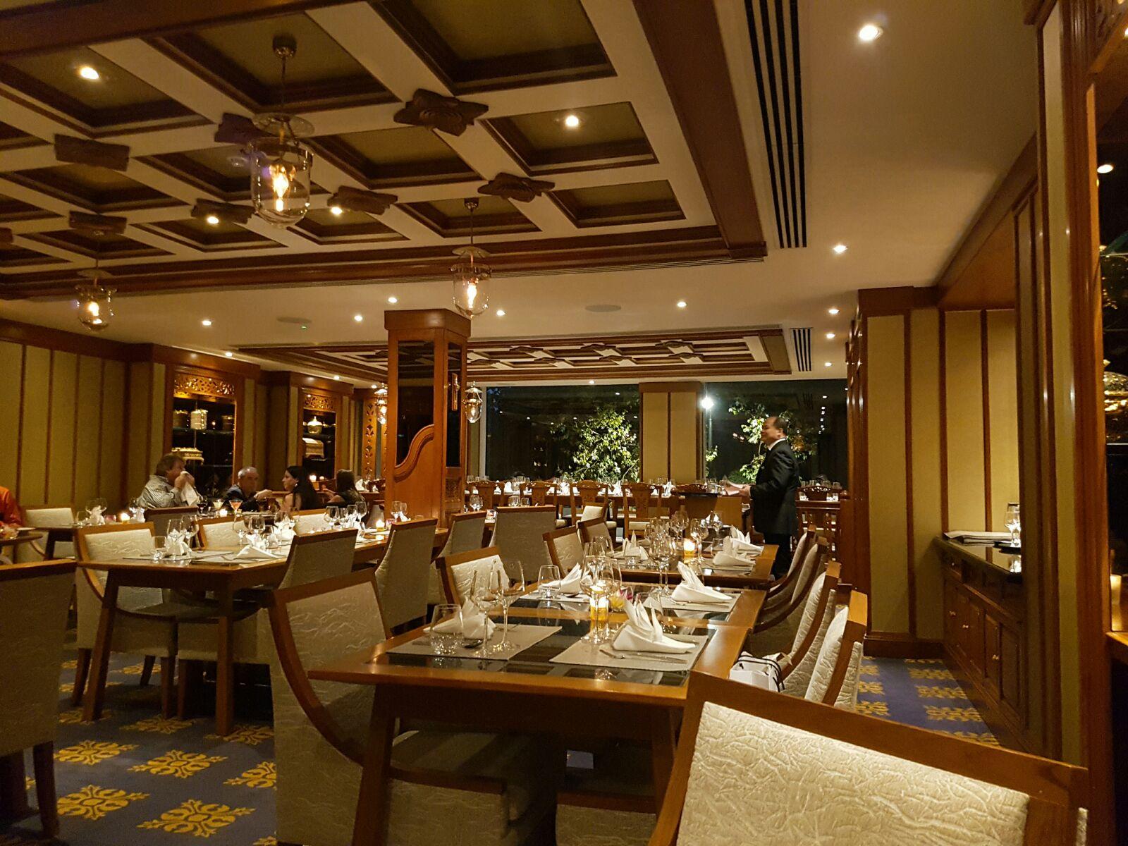 Nipa Thai restaurant review